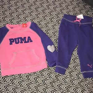 Puma Baby Girl Outfit ✨